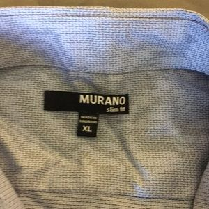 BRAND NEW! Men's Murano Long sleeve button up!